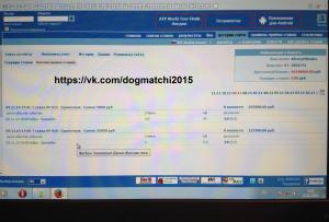 Результаты договорных матчей за 9 ноября 2014 года фото 2